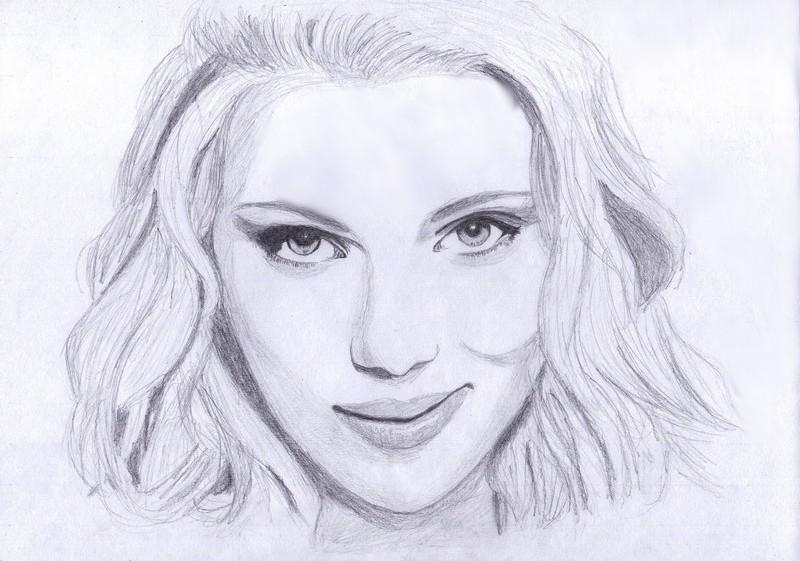Scarlett Johansson by manonw08